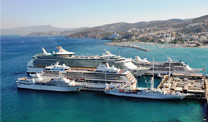CRUISE AND PASSENGER TERMINALS
